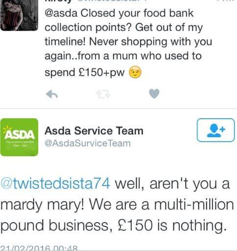 Asda troll